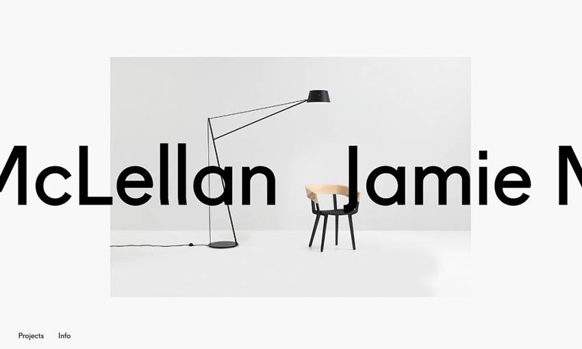 Example of Jamie McLellan