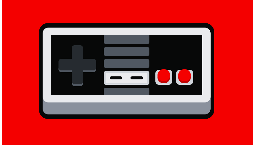 Example of NES Controller