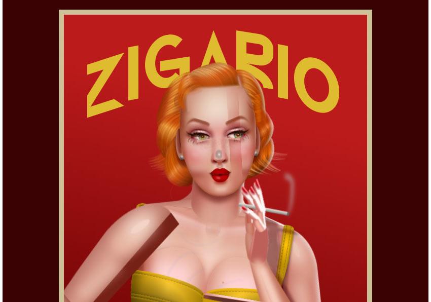 Example of Zigario