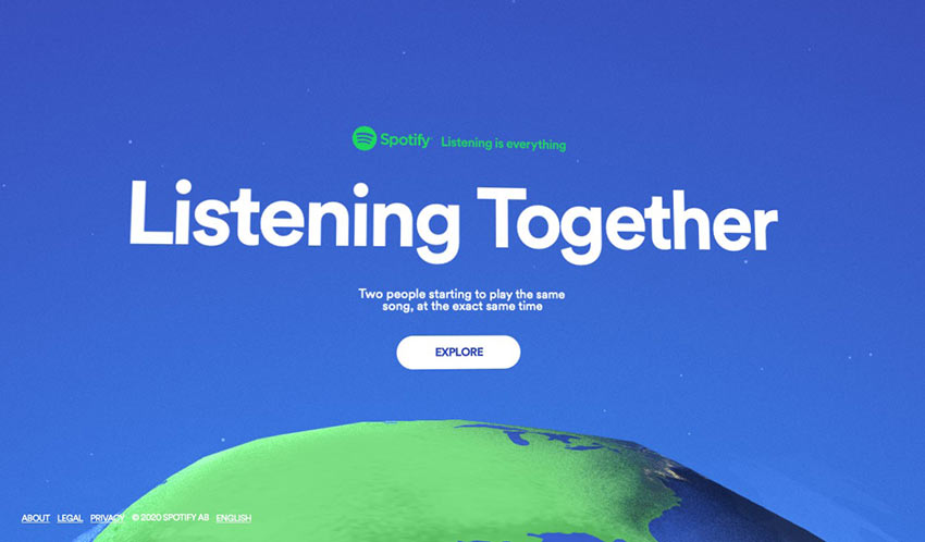Example from Listening Together