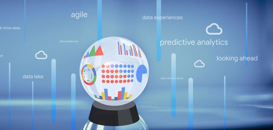 Data trends 2021 Google Cloud
