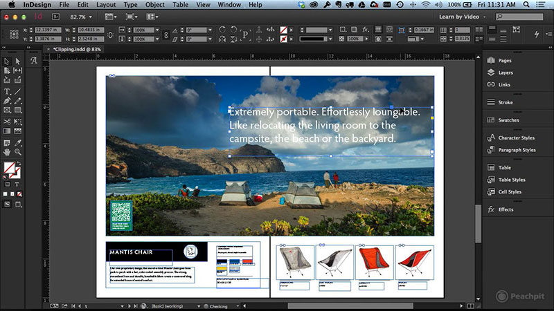 speed-indesign Canva vs InDesign. The one you should pick for work