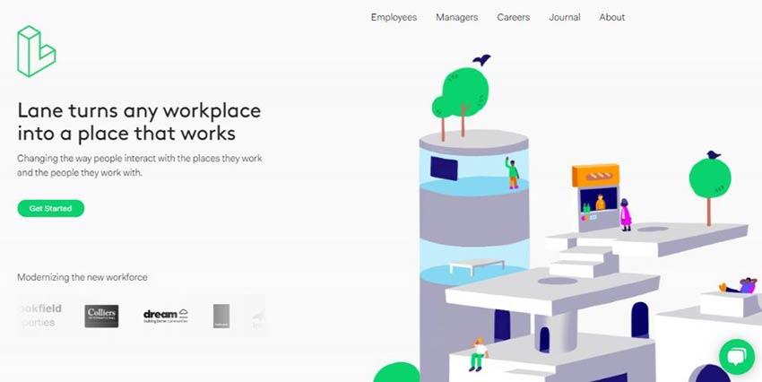 Lane WordPress Theme