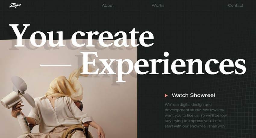 Zajno WordPress Theme