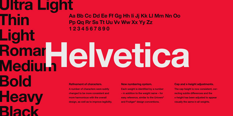 Helvetica What font does Disney use? Check out the Disney fonts