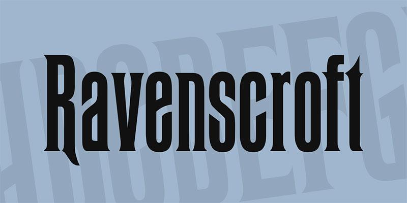 Ravenscroft-Font What font does Disney use? Check out the Disney fonts