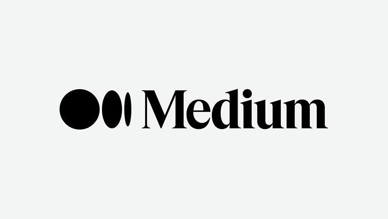 medium What font does Medium use on its website?
