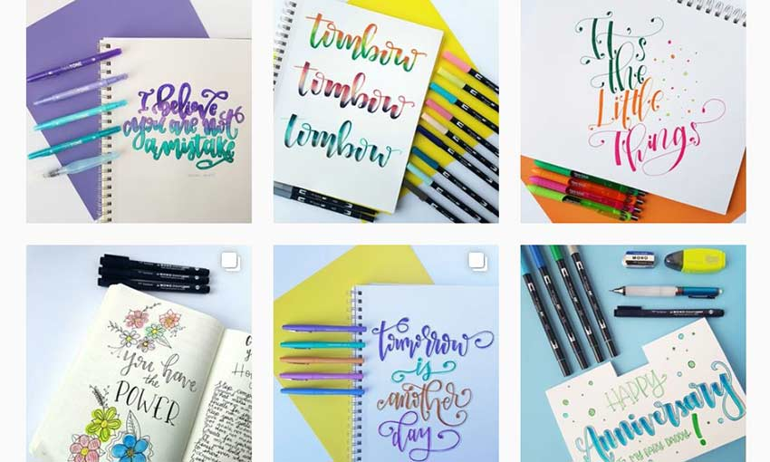 Lettering By Usha
