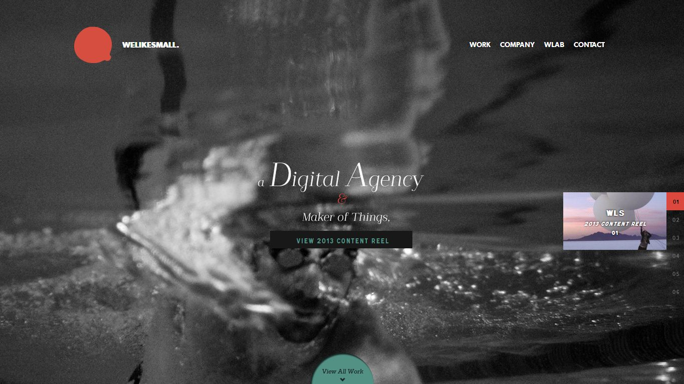 clean web design inspiration 15