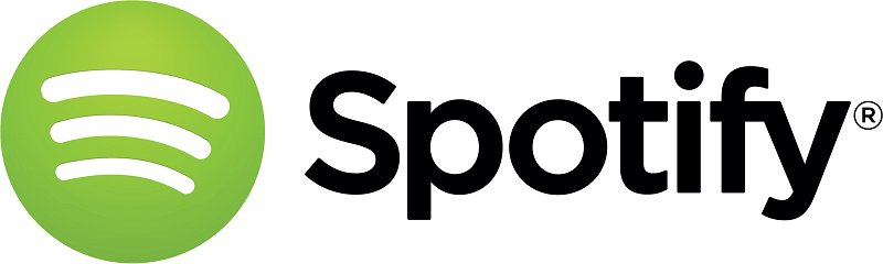 Check out the Spotify guidelines to know about its different logo types