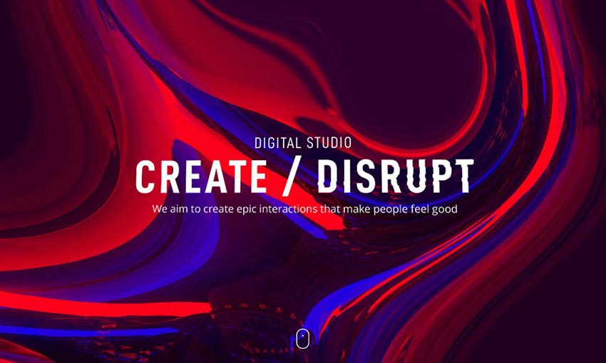 Example of Create/Disrupt