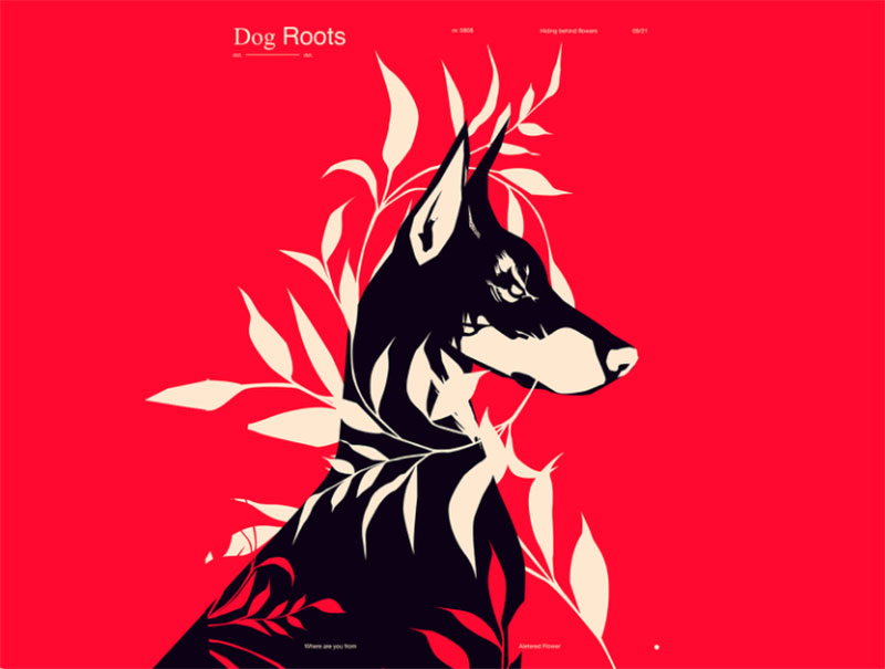 Dog Awesome dog illustration images to inspire you