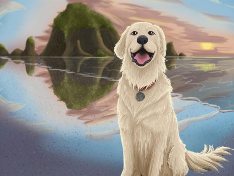 Doggo Awesome dog illustration images to inspire you