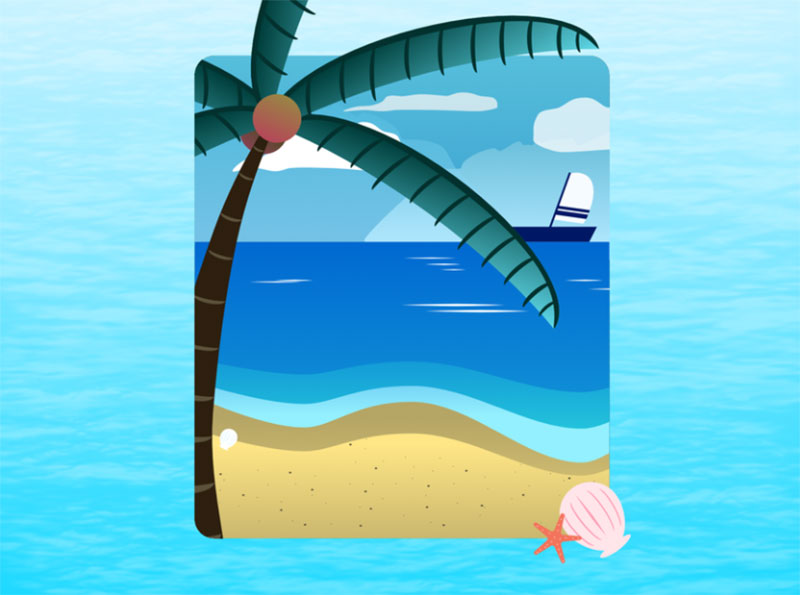 My-Summer-Dream-2020 Lovely summer illustration examples to check out