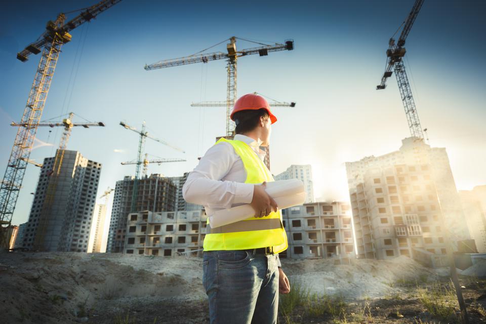 Digital transformation cloud construction building maintenance industry Lendlease Google