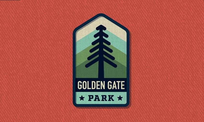 Outside Lands Patch: Golden Gate Park