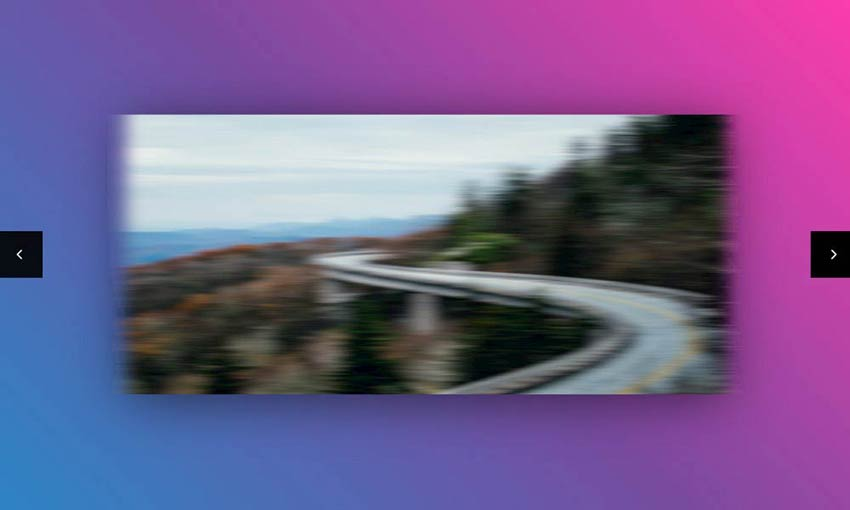 Motion Blur Effect Using SVG Filters