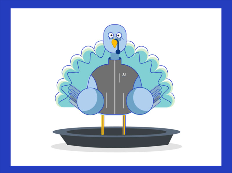 Thanksgiving-Potluck Thanksgiving illustration examples that are great