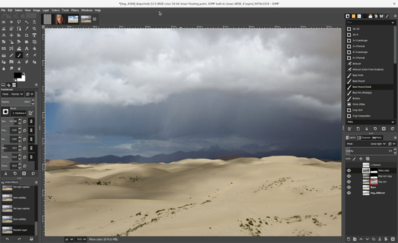 GIMP_2.10 The Best Photo Editing Software For Beginners