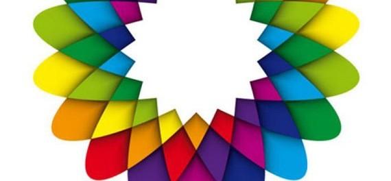 Geometric Flower Effect Logo - Adobe Illustrator Text Effects Tutorials