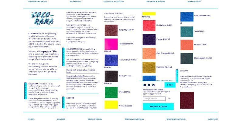 Colorama Risoprint