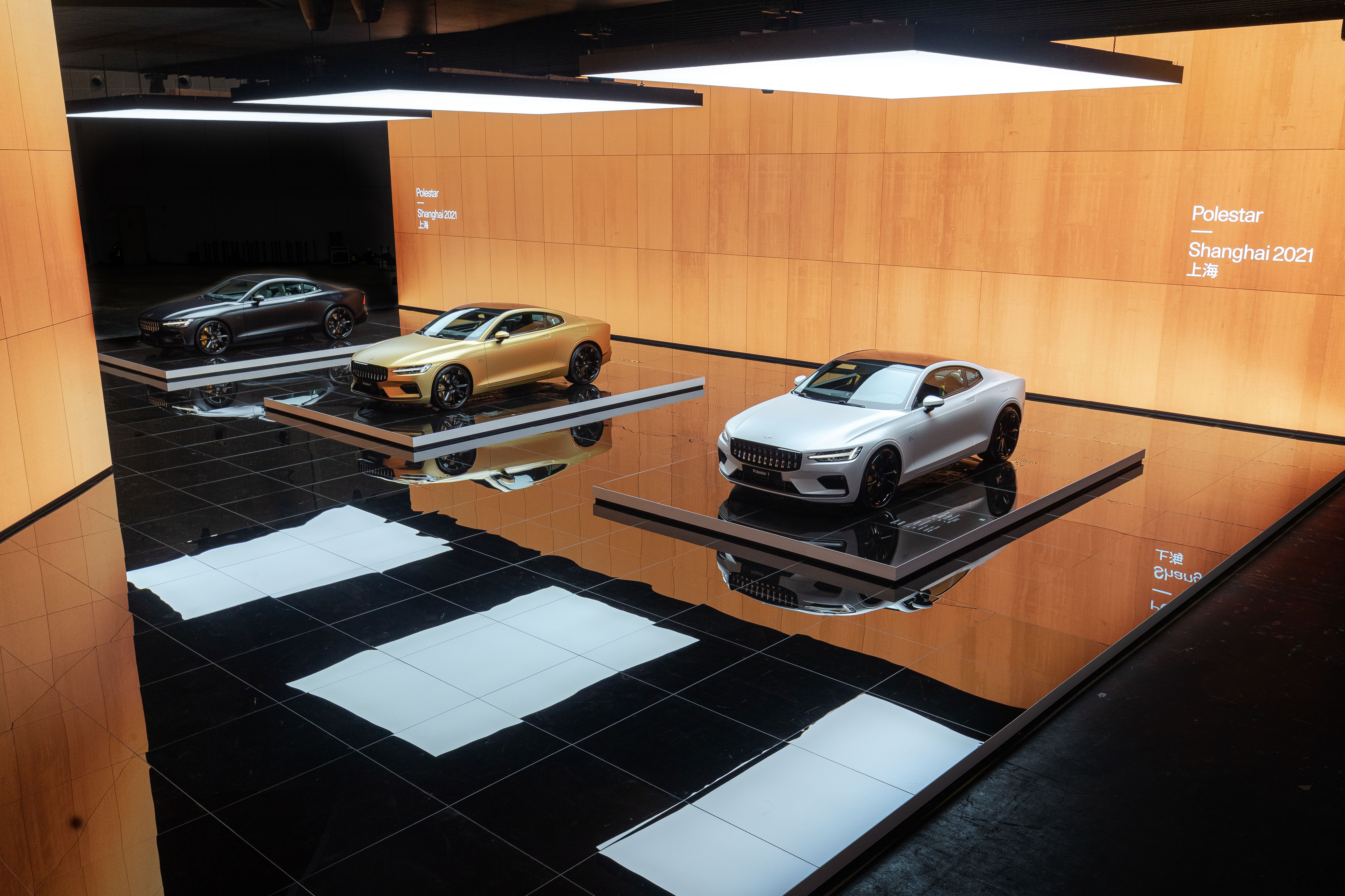 polestar lineup shanghai auto show