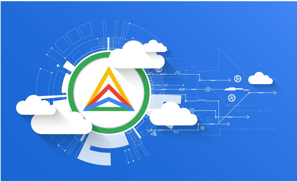 Google Cloud Anthos open source hybrid multi-cloud enterprise IT