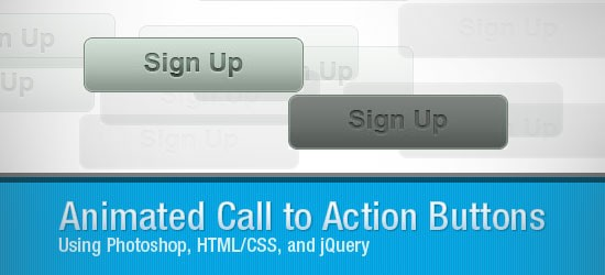 """Create an Animated """"Call to Action"""" Button"""
