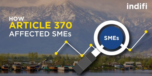 How Article 370 Affected SMEs