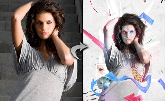 colorful-illustration-photo-effect-montage-photoshop-tutorial