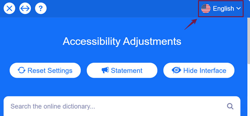 image060 accessiBe Review: How Agencies Can Design ADA-Compliant Sites for Their Clients