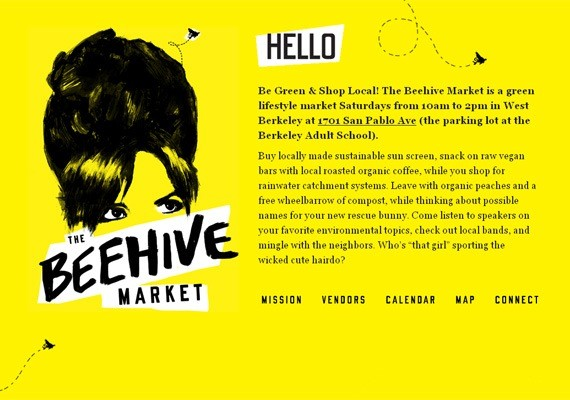 The Beehive Market