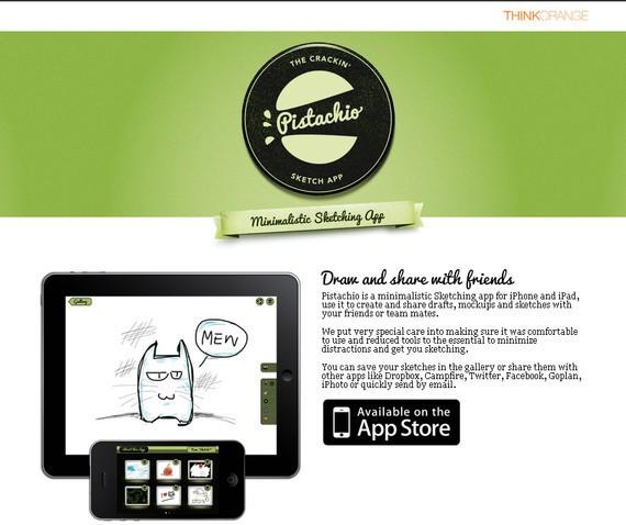 Pistachio app