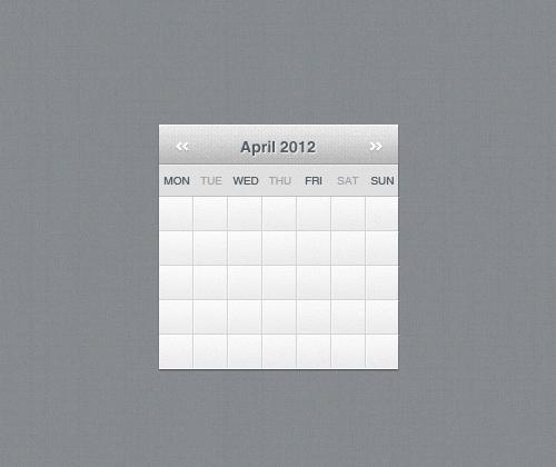 Design an Elegant Calendar Using Adobe Photoshop in 15 Minutes