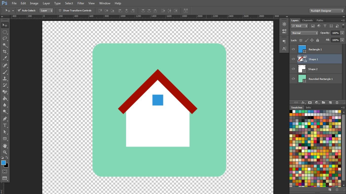 flat-icon-tutorial-home-icon-4