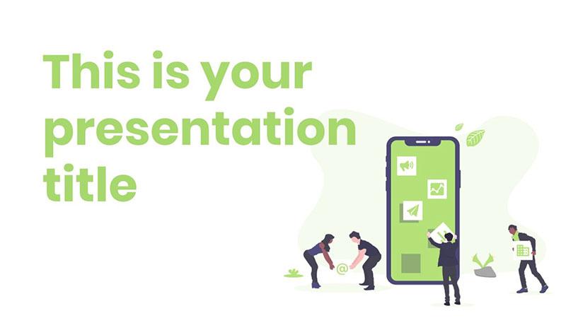 Gower-Minimalist-Presentation-Slides The best free minimalist Powerpoint templates
