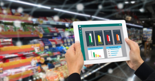 Manage Accounts And Data For Retail Shops