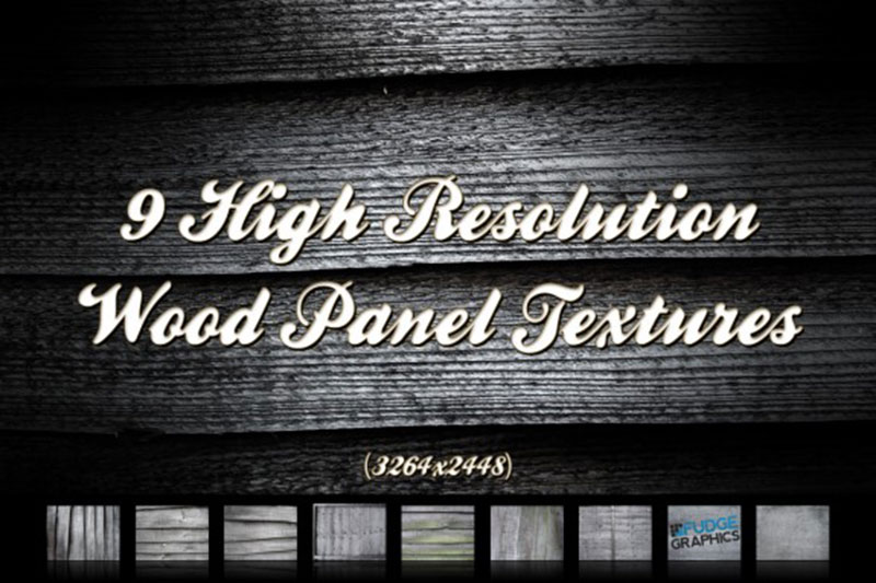 9-Free-Hi-Res-Wood-Panels-Textures-Professional-brushes Free wooden background images and textures for design projects