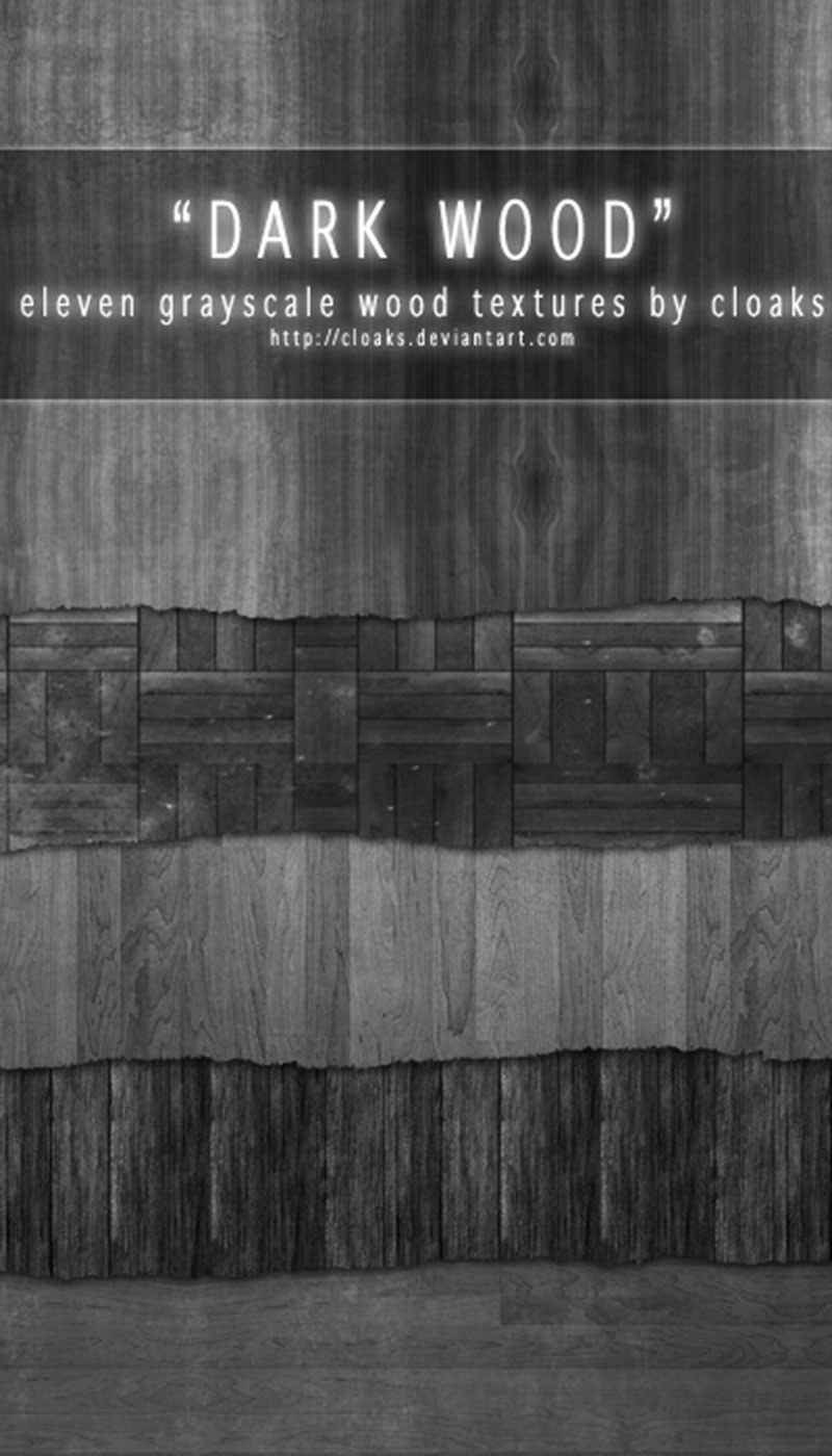 Dark-Wood-Texture-Pack-Multiple-options Free wooden background images and textures for design projects