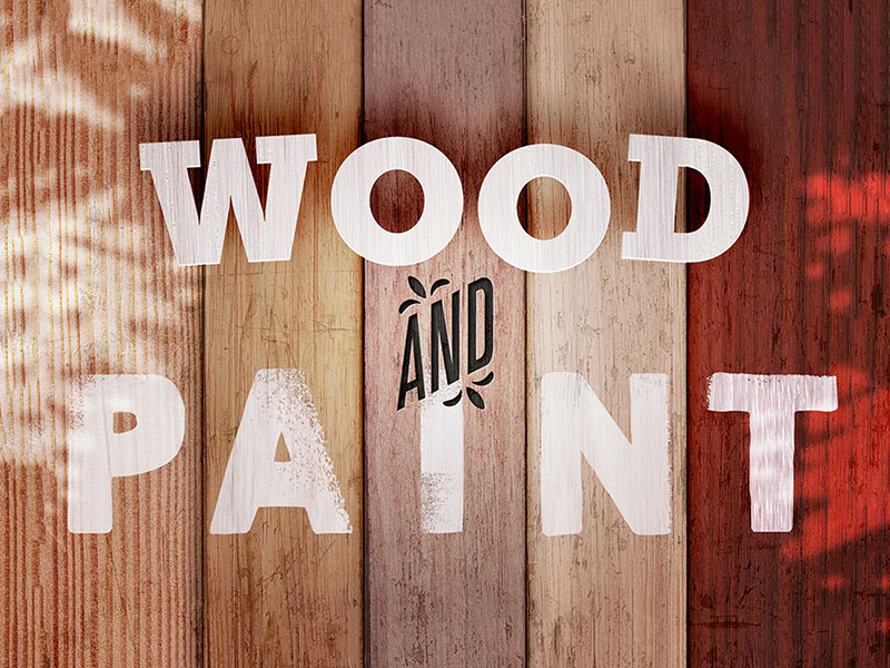 Free-Wood-Paint-Textures-Picturesque-design Free wooden background images and textures for design projects