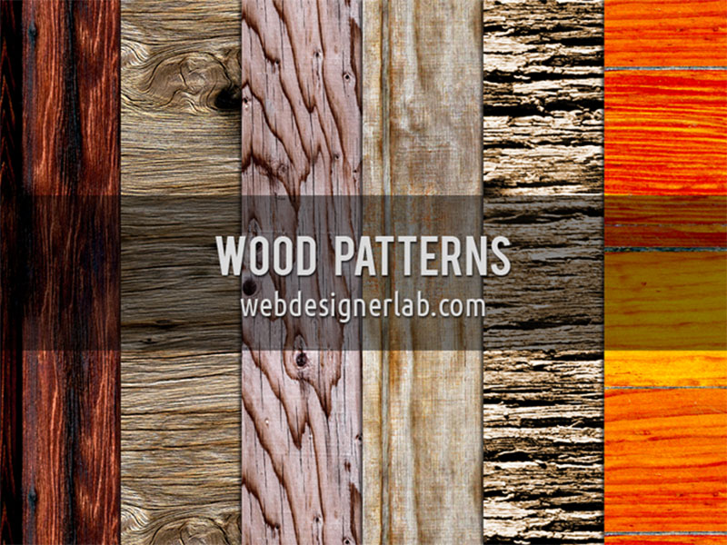 Wood-Patterns-For-quick-designs Free wooden background images and textures for design projects
