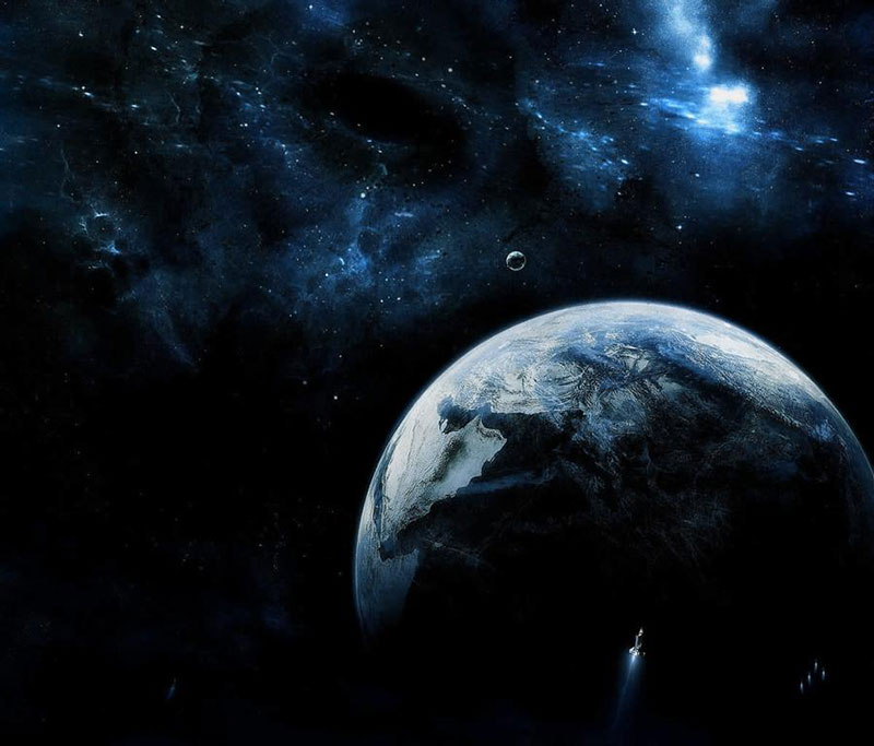 Space-is-so-Beautiful-The-dark-side-of-space Space background images and textures you can't work without