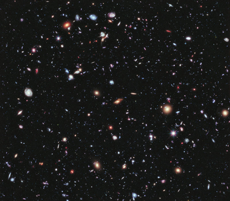 Hubble-Extreme-Deep-Field-A-great-feat Space background images and textures you can't work without