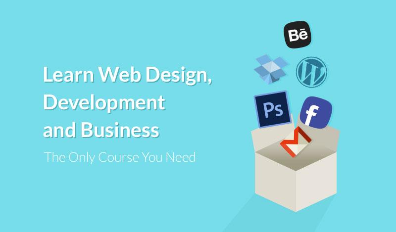 free web design course thumbnail
